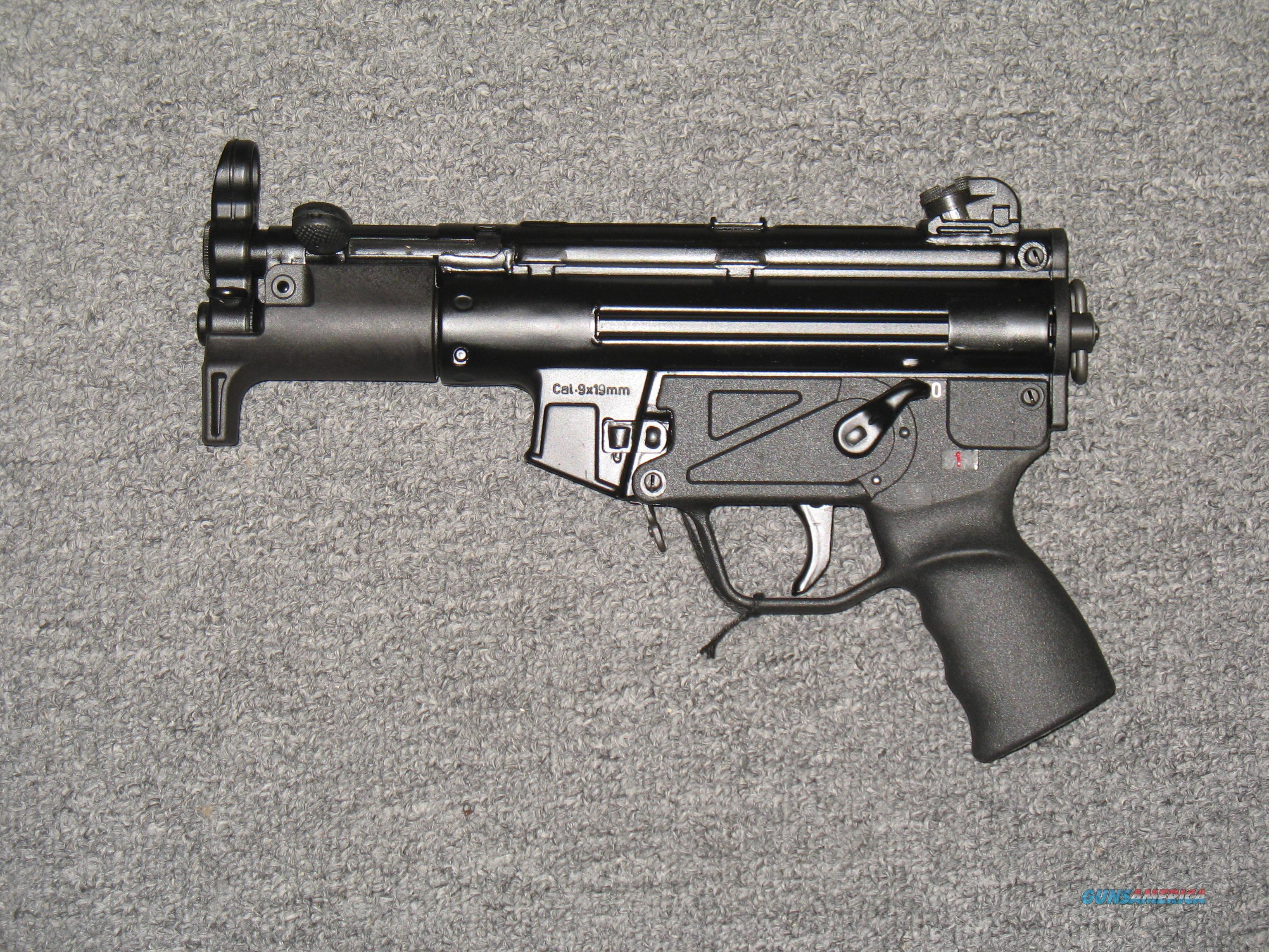 Zenith Firearms Mke Z 5k Hk Mp5k Clone 9mm For Sale