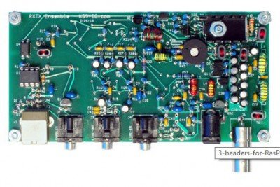 I hope to be back with a review of a couple of the transmit capable SDRs, including this $89 SoftRock available at FiveDash.com. I bought 4 of these that cover all the Ham bands, and they look a lot more flexible than a much more expensive QRP radio like the Yaesu FT-817. Who knows?