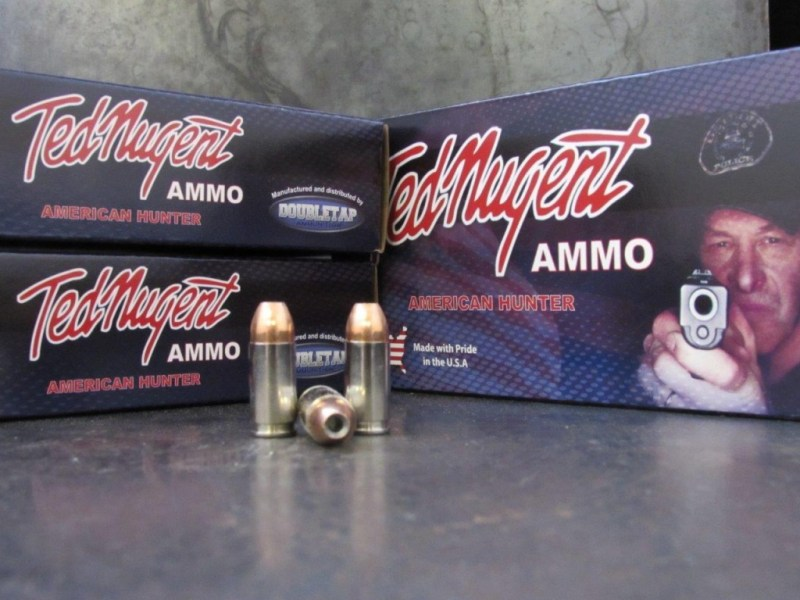 Boom! New ammo from The Nuge and Doubletap