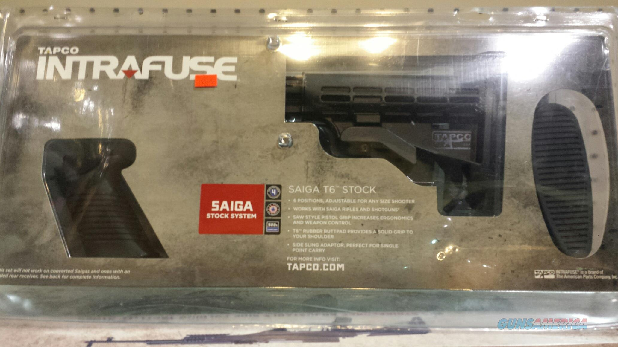 Products Stock Saiga 308 Tapco