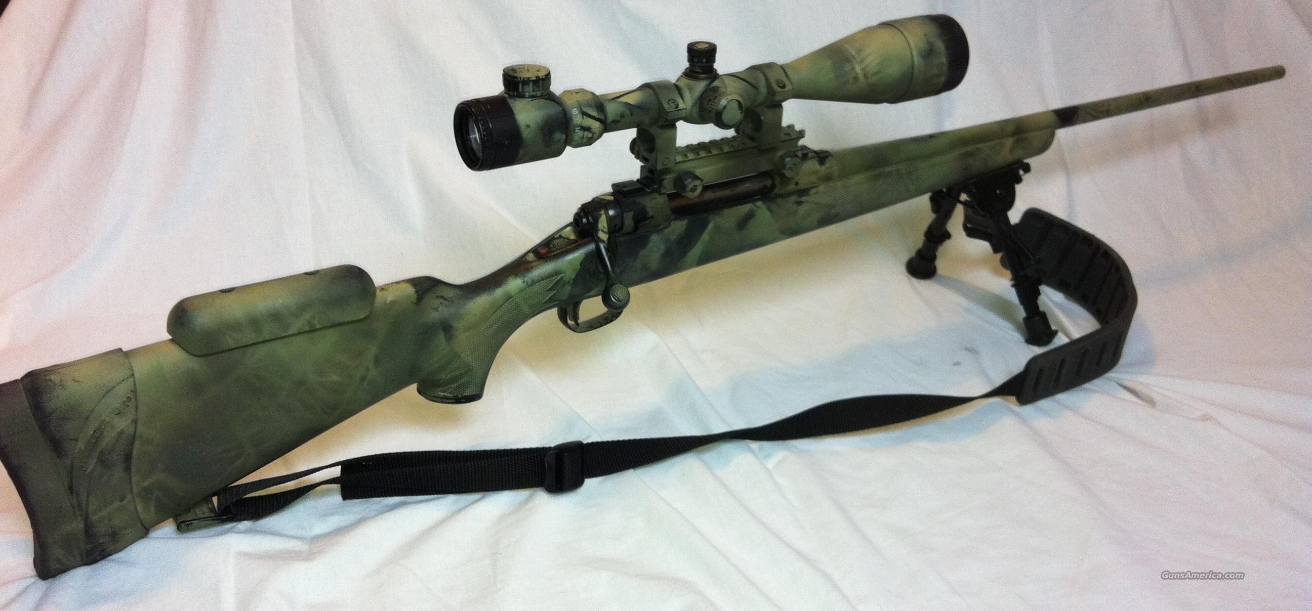Bolt 110 Action Savage Fcp
