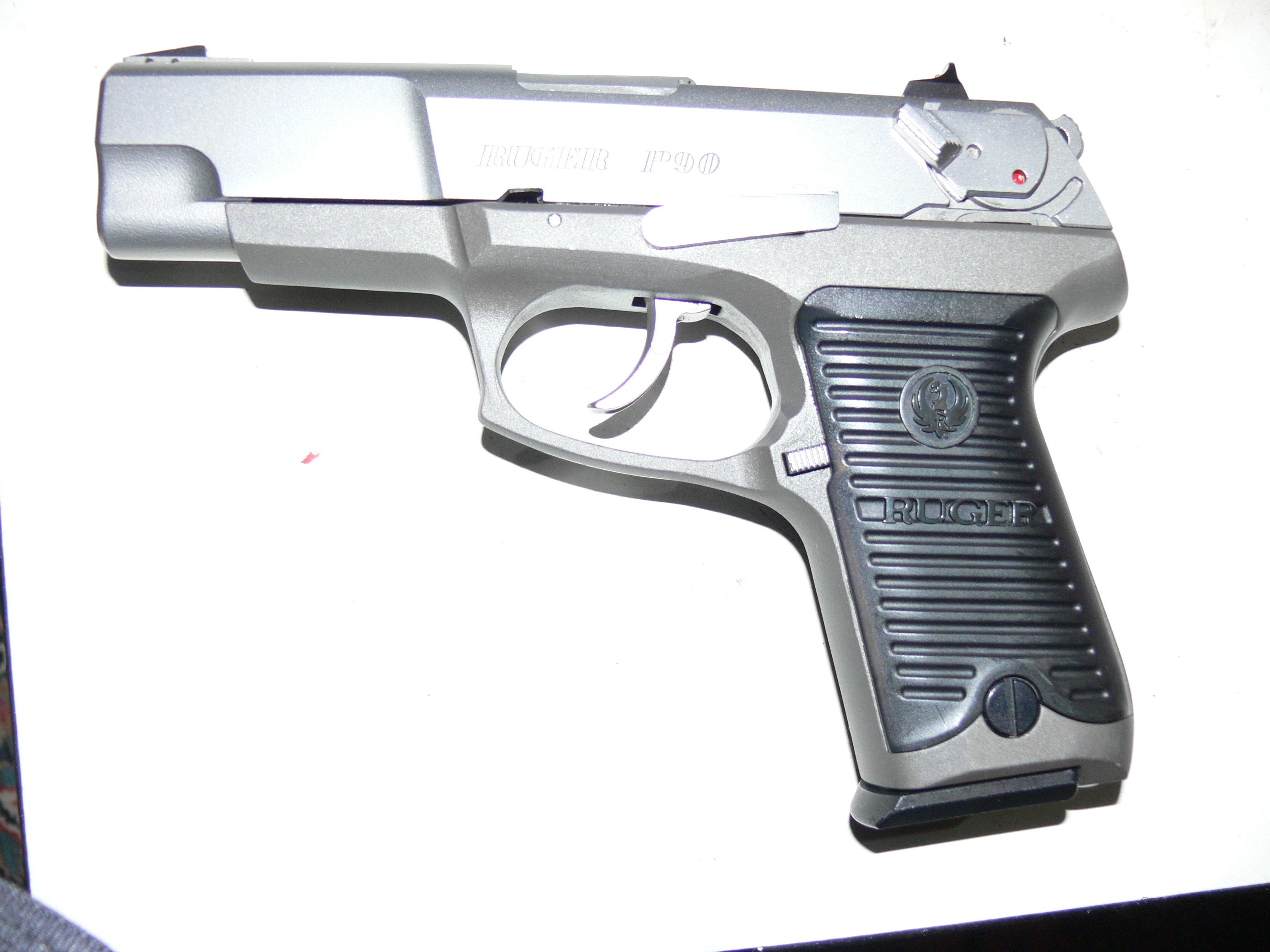 Ruger P90 45acp Like New For Sale