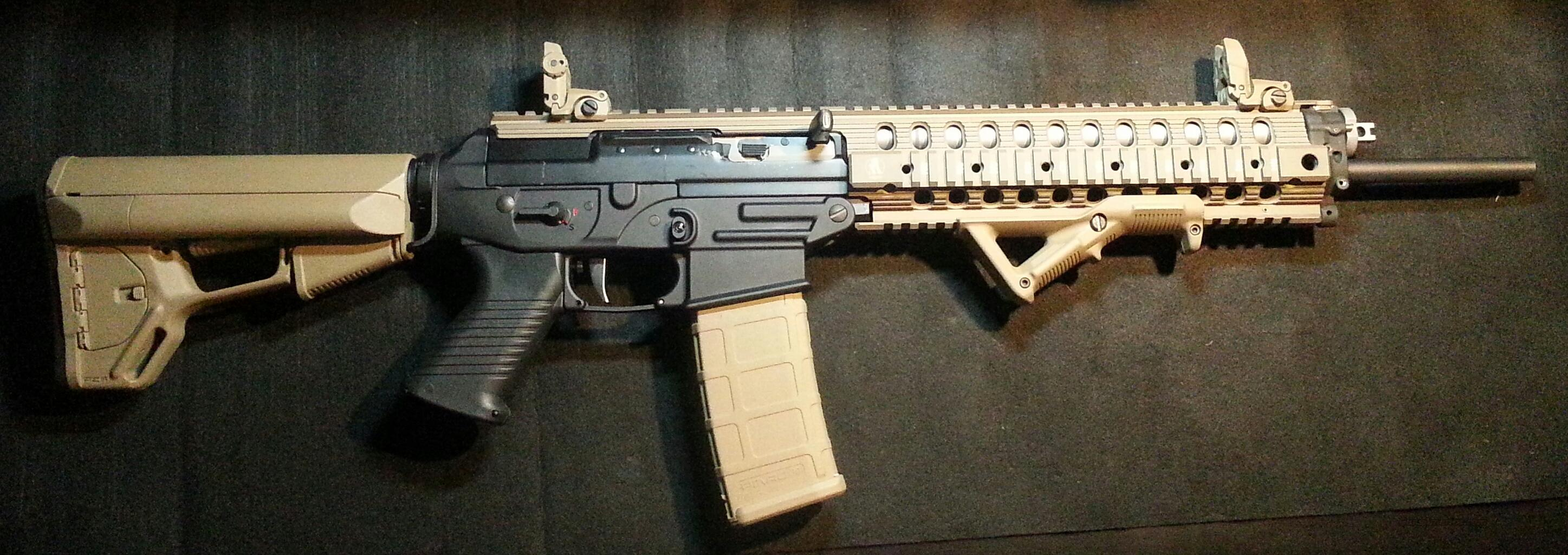 SIG SAUER 556 RIFLE 556 223 For Sale