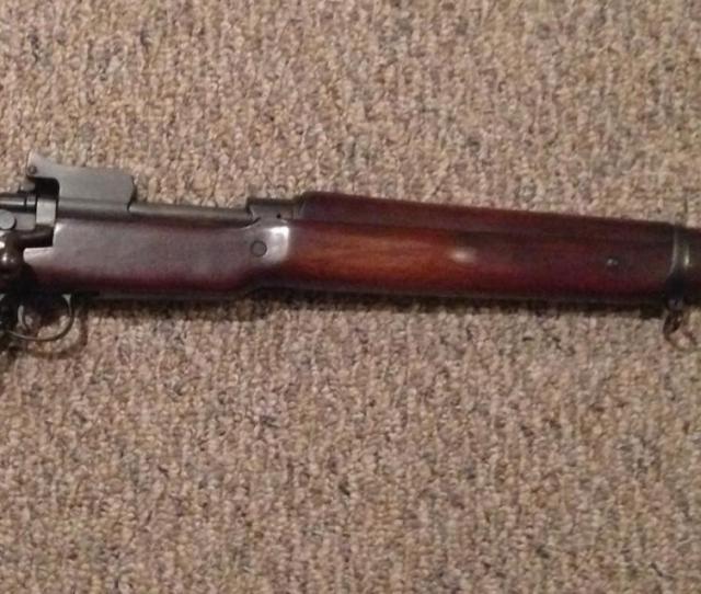 Eddystone Pattern  British Rifle Guns Rifles Enfield Rifle