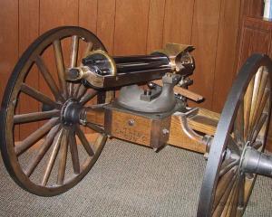 Used Gatling Guns For Salehtml   Autos Weblog