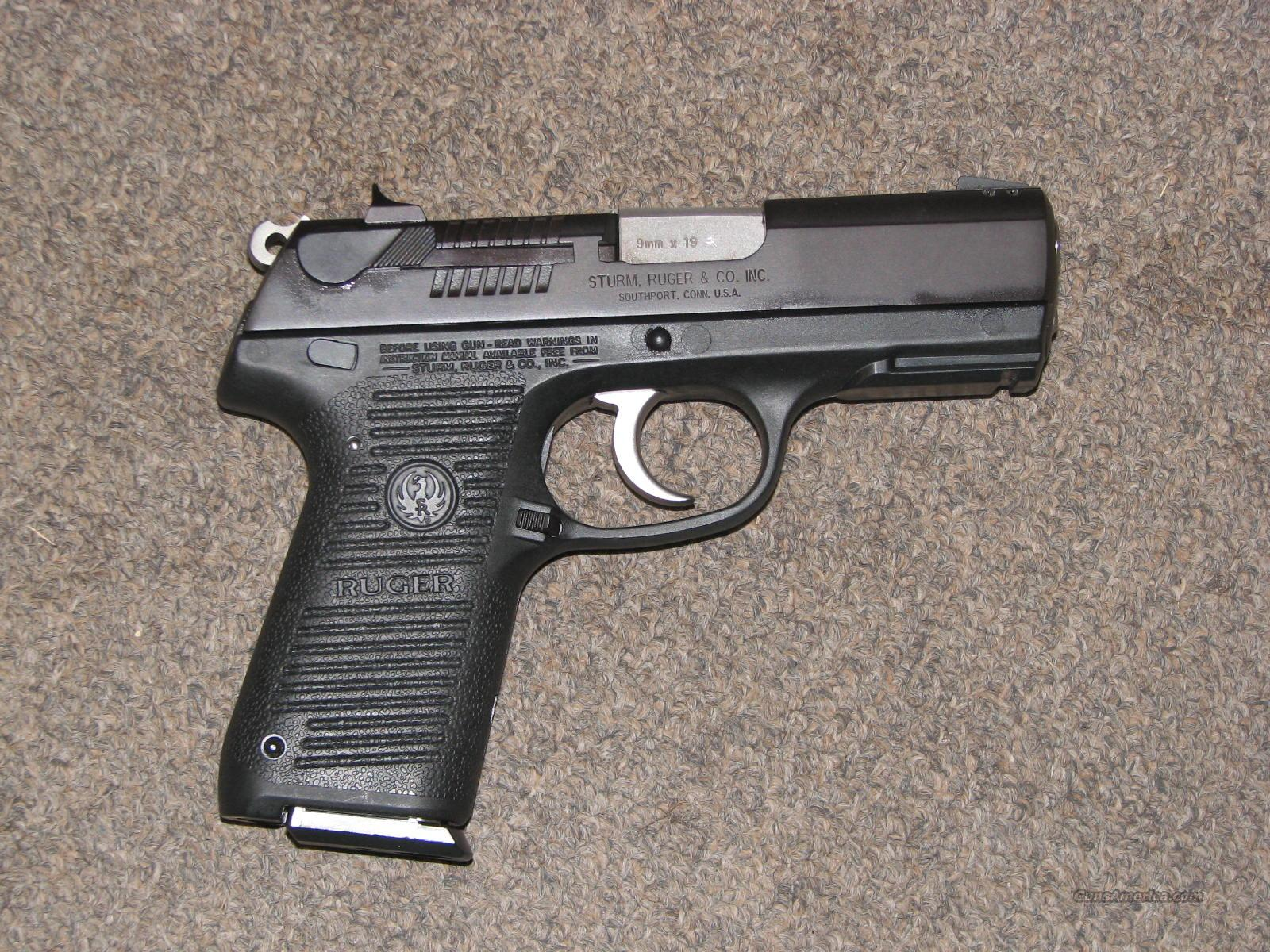 Ruger P95 9mm Pistol For Sale