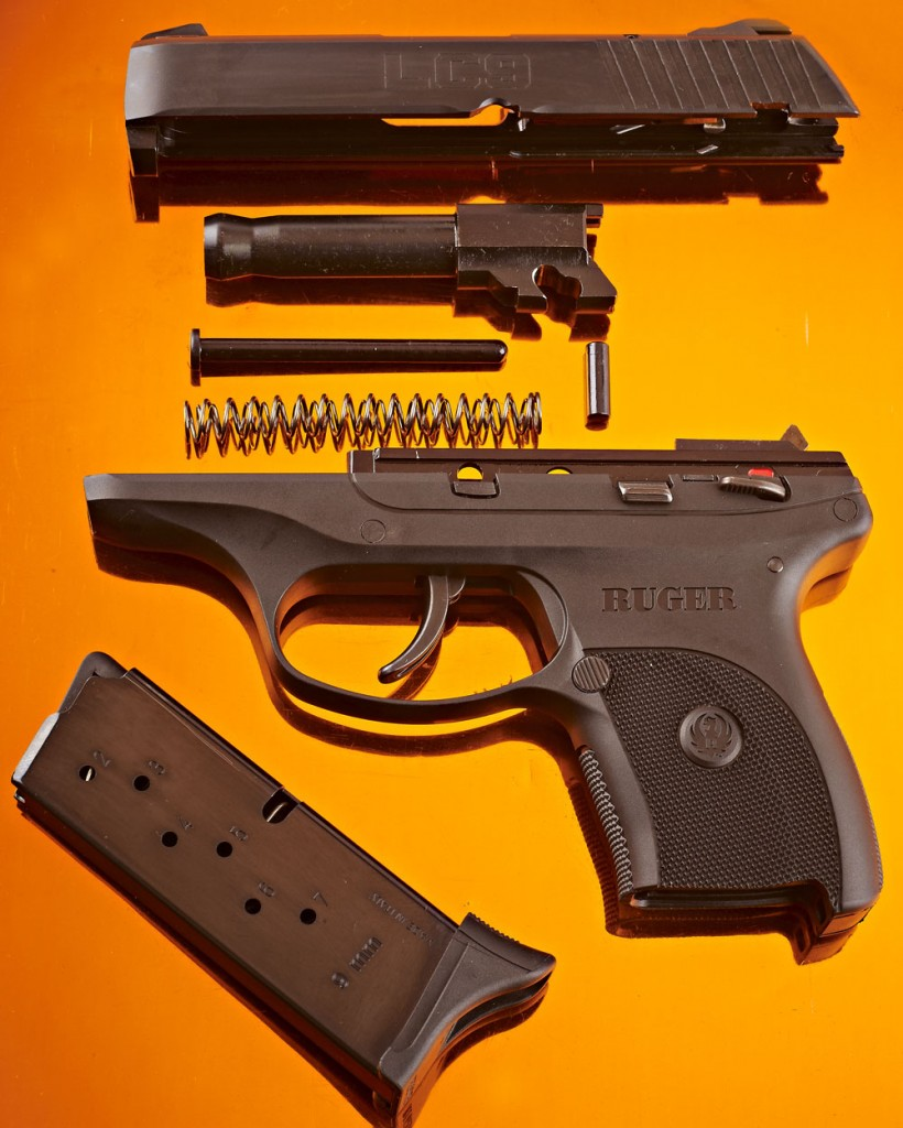 Ruger S Lc9 Powered Up Pocket Protection