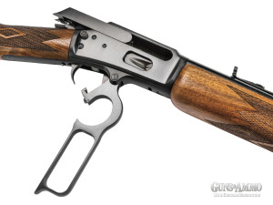 Mechanical timing, fit and finish make lever guns a challenge to manufacture.