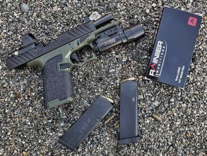 Grey Ghost Precision V3 Slides - GUNSANDTACTICS COM