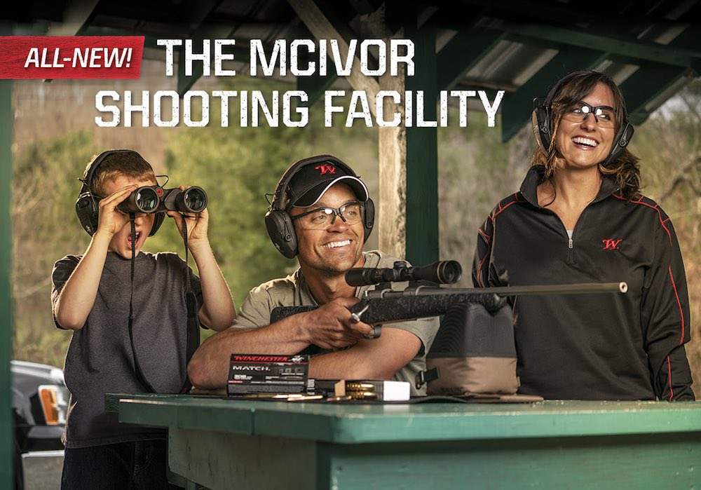 McIvor Shooting Facility