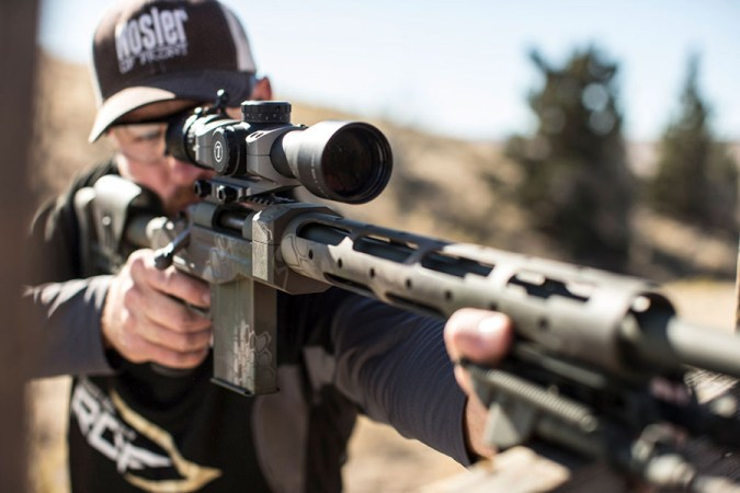 RDF-Shooter