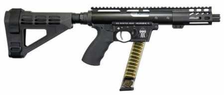TAC9 Pistol with Brace