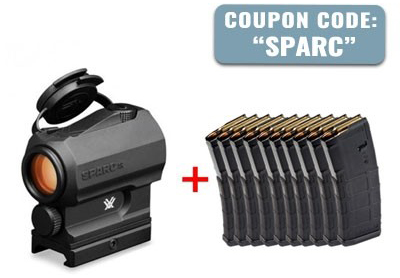 Deal of the Week Vortex Sparc & Magpul PMAG's