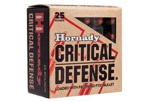 Hornady-Critical-Defense-Handgun