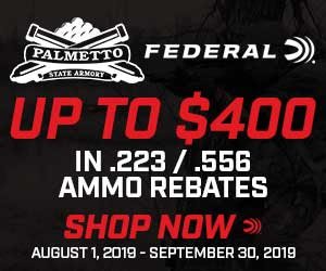 Federal Ammo Rebate