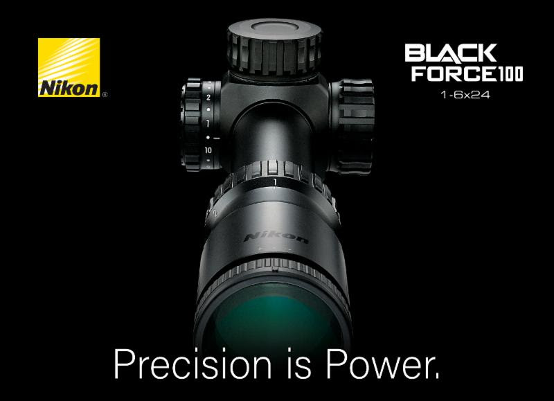 Nikon BLACK FORCE