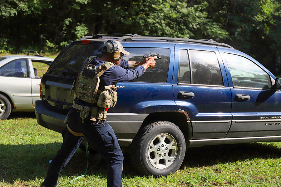 88 Tactical's High Threat Vehicle Engagement course 1