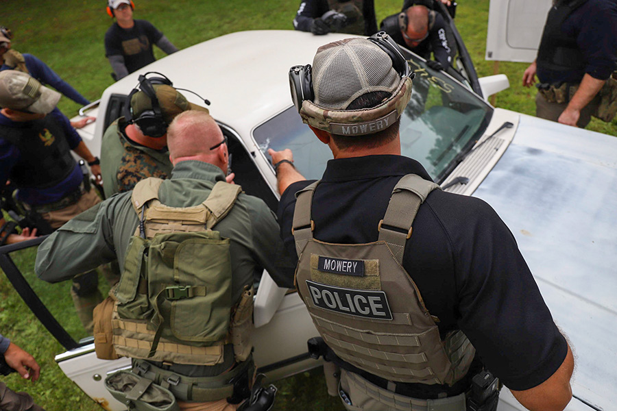 88 Tactical's High Threat Vehicle Engagement course88 Tactical's High Threat Vehicle Engagement course 10