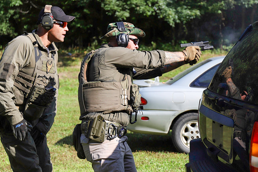 88 Tactical's High Threat Vehicle Engagement course 17