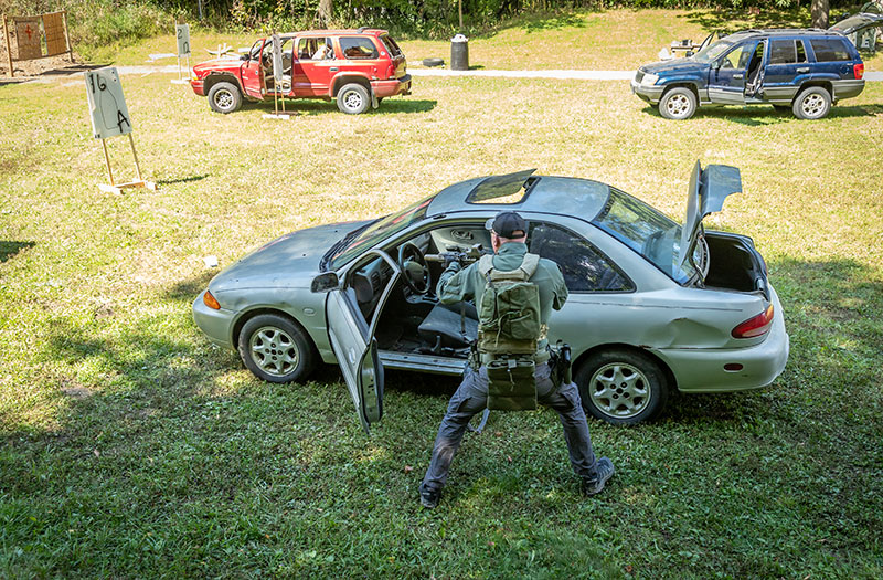 88 Tactical's High Threat Vehicle Engagement course 18