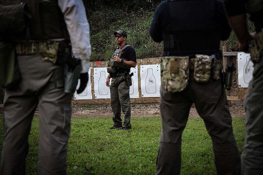 88 Tactical's High Threat Vehicle Engagement course 2