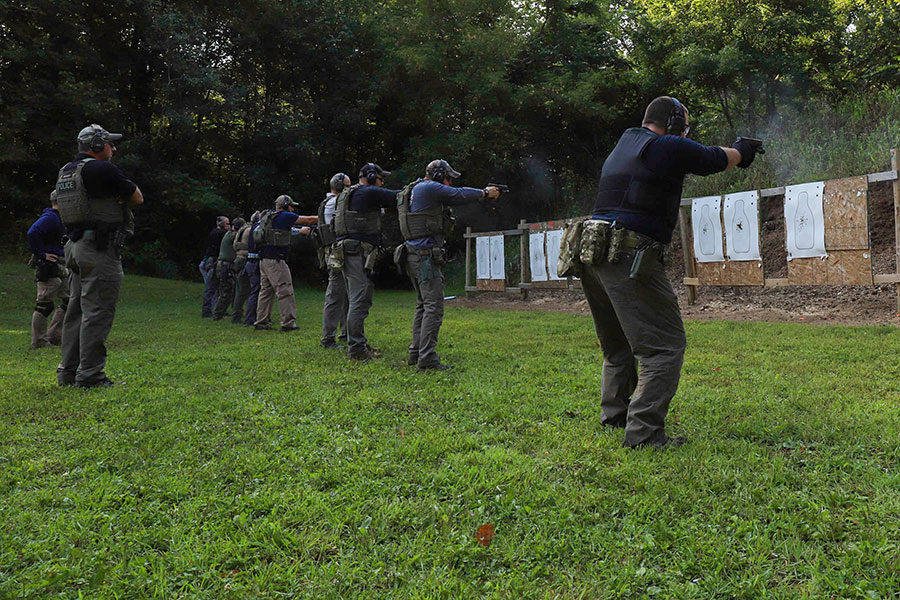 88 Tactical's High Threat Vehicle Engagement course 5