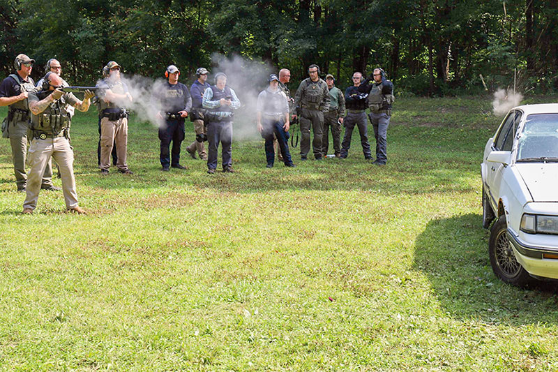 88 Tactical's High Threat Vehicle Engagement course 8