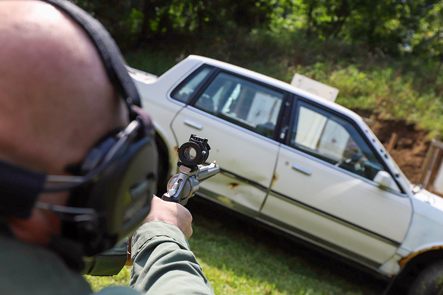 88 Tactical's High Threat Vehicle Engagement course 9