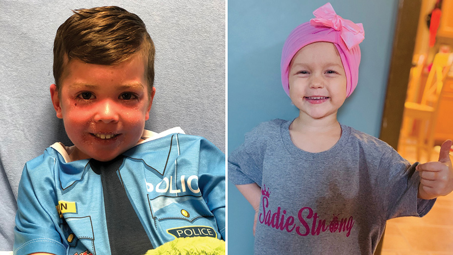 Henry Raises $78,250 with Donation of 126 Guns for Two Children Undergoing Cancer Treatments