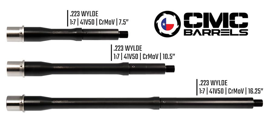 CMC-AR15-Barrels