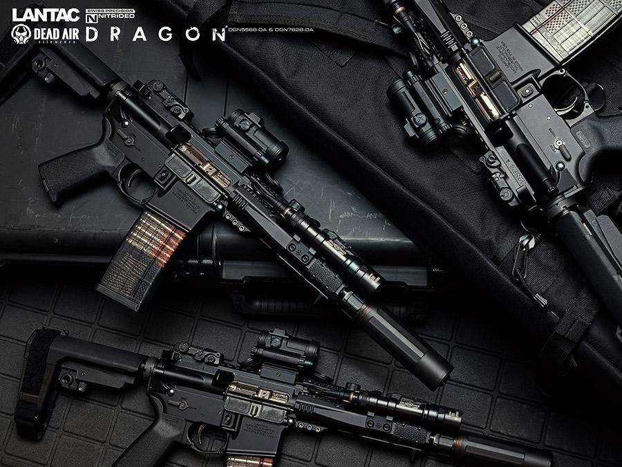 Lantac Dragon Dead-Air KEYMO