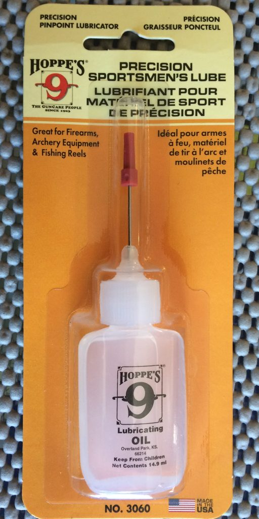Hoppes Precision Pinpont Lubrication Oil 3060