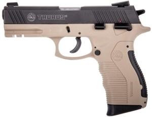 Taurus 809 9mm TA809FDE 809 9MM BLFDE 4 17+1 UPC 725327613596