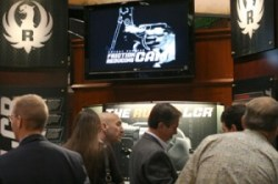Ruger LCR booth