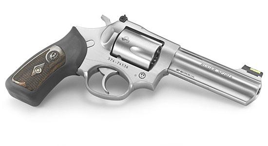 Ruger SP101 revolver