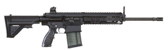 H&K MR762A1