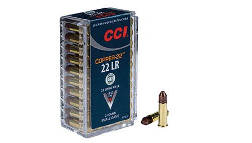 CCI Copper-22