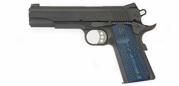 Colt Competition Pistol