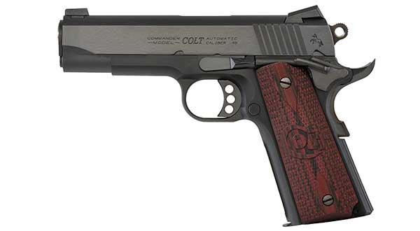 Colt Lightweight Commander