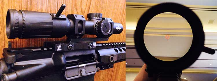 EOTech Vudu Scope