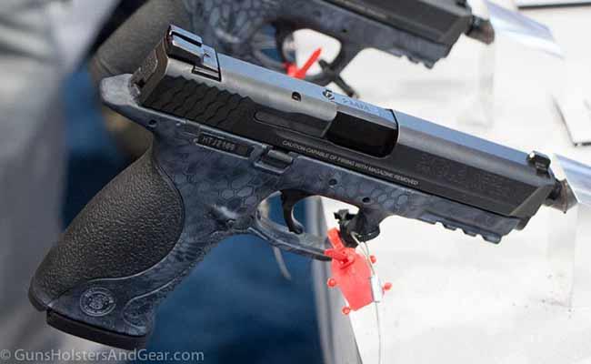 New Handguns 2016