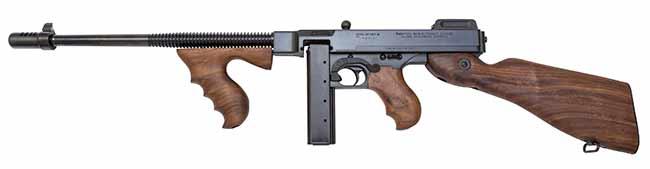 New Thompson carbine