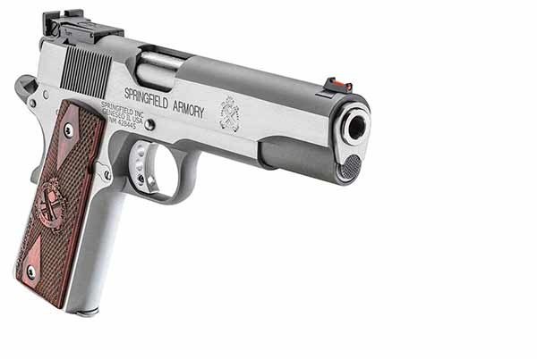 Springfield Armory Range Officer Stainless