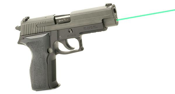 lasermax green laser sig