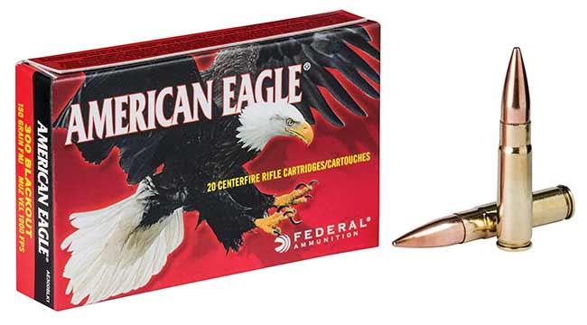 American Eagle 300 BLK