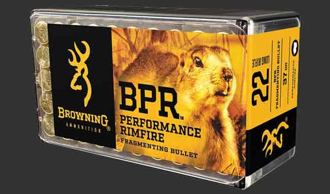 Browning BPR rimfire