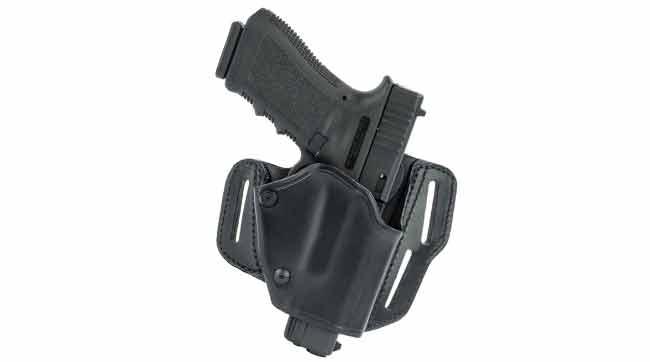 Blackhawk Grip Break Leather