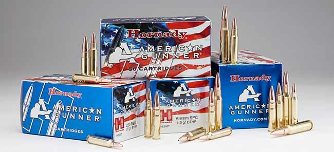 Hornady American Gunner Rifle