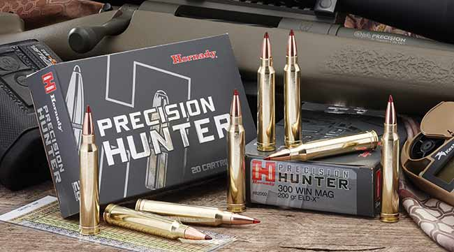 Precision Hunter ammo