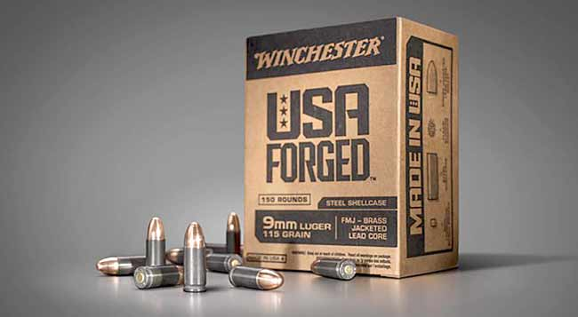 Winchester USA Forged